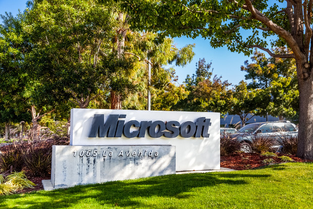 Microsoft reshuffle yields new IP head