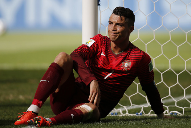 Cristiano Ronaldo sued over CR7 trademark