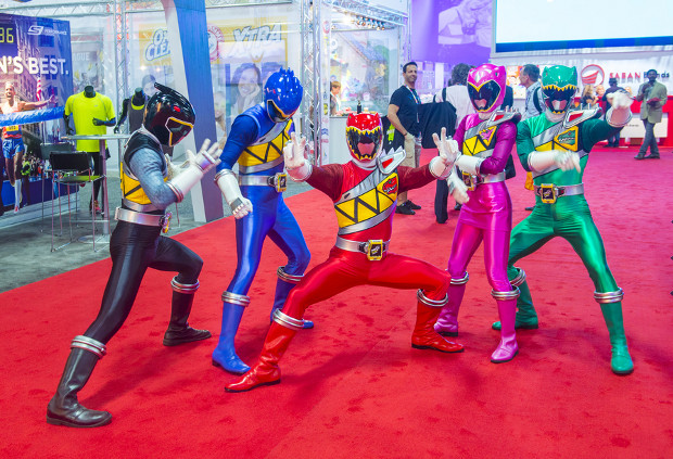 Power Rangers' creator demands short film's removal