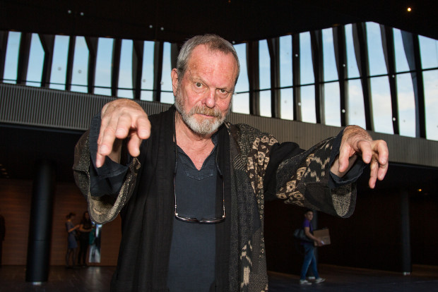 Terry Gilliam sued by street artists over new film