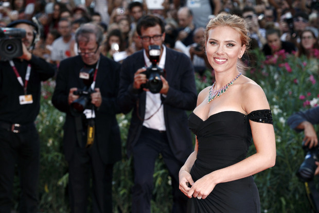 Scarlett Johansson's band faces trademark threat over name