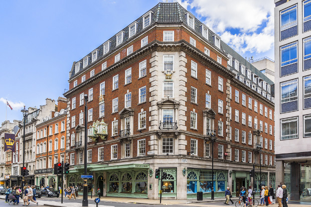 Fortnum & Mason targeted as parody law changes