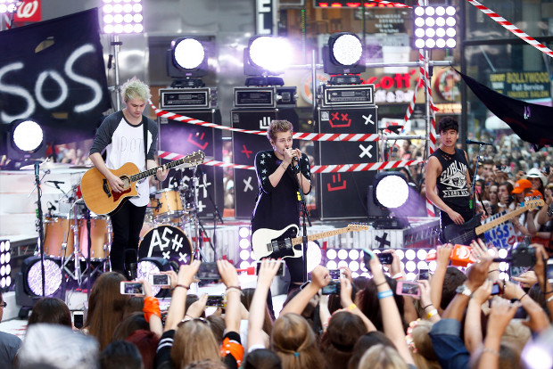 IP Australia clarifies 5 Seconds of Summer trademark confusion