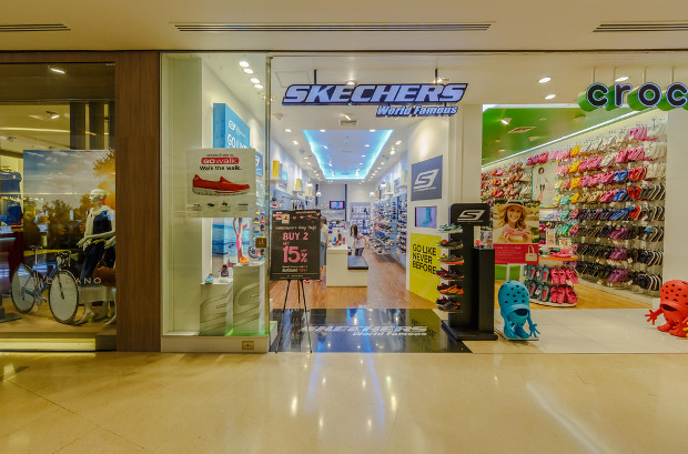 Skechers puts boot into rival over design patents