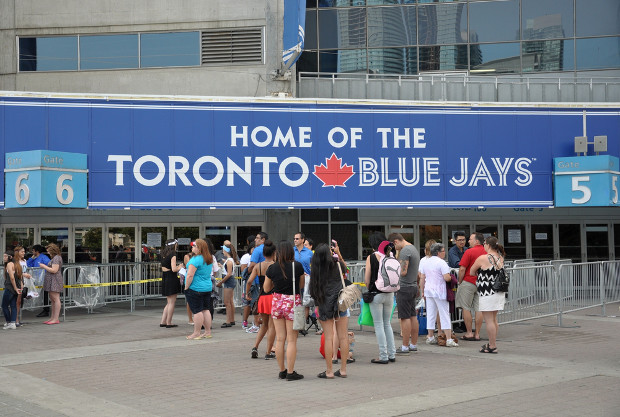 Toronto Blue Jays oppose university trademark