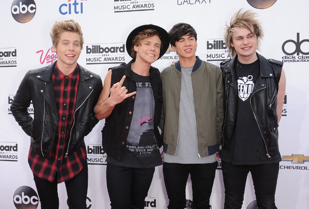 Confusion surrounds 5 Seconds of Summer trademark application