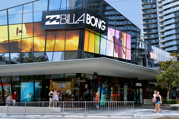 Billabong embroiled in trademark spat over Maori word