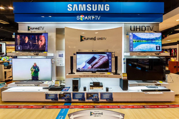 Samsung fends off $30m LCD patent claim