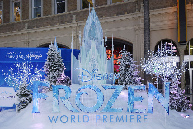 Author feels chill after Frozen claim dismissed