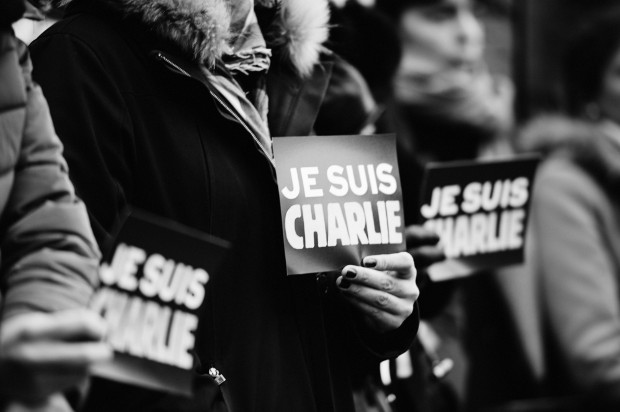 French IP office throws out 50 'Je suis Charlie' applications