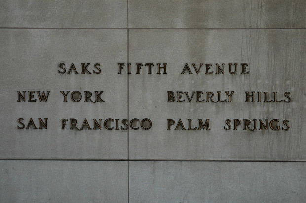 Saks Fifth Avenue concedes in dog treat trademark row