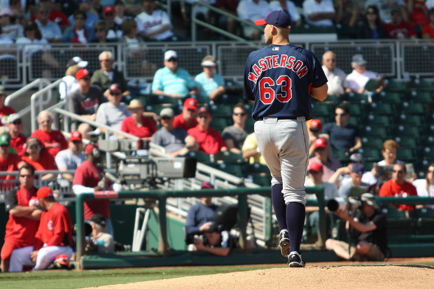 Cleveland Indians facing trademark battle over name