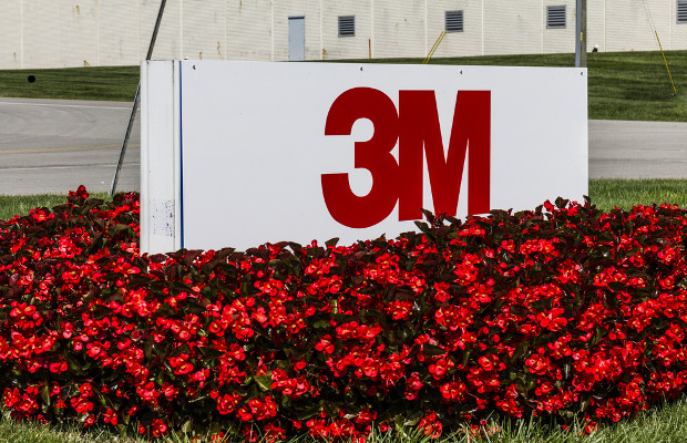 3M wrapped up in patent claim