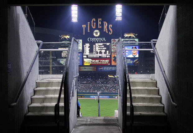 University forced to re-brand by Detroit Tigers
