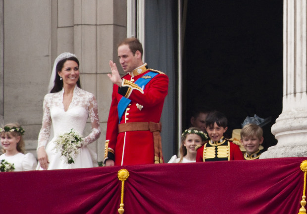 Duke and Duchess take measures to protect IP