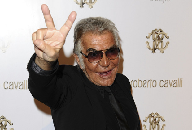 Graffiti artists sue Roberto Cavalli for using mural