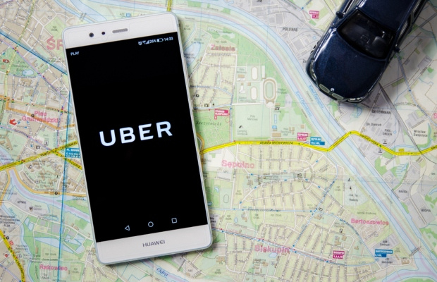 UKIPO sides with Uber in 'ChefUber' TM opposition