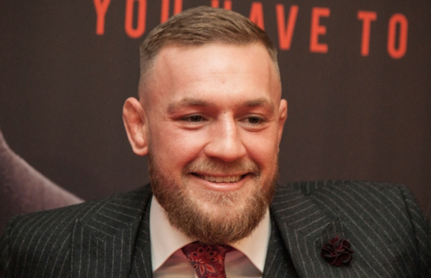Conor McGregor fights TM opposition
