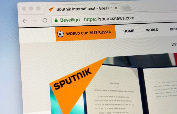 Lithuania court blocks Russia-backed Sputnik over copyright claims