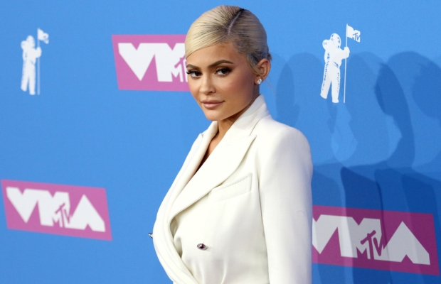 Kylie Jenner makes 'Rise and Shine' TM attempt