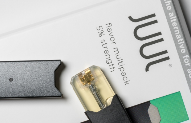Juul CEO warns non-smokers: 'Don't vape. Don't use' our product