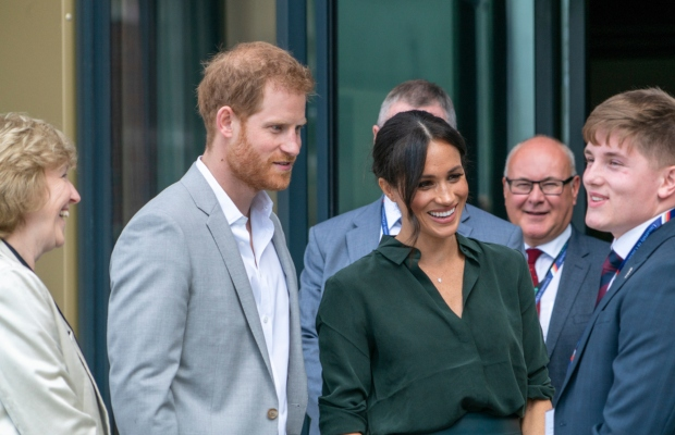 Arcane TM law could derail Harry and Meghan's 'Sussex Royal' brand