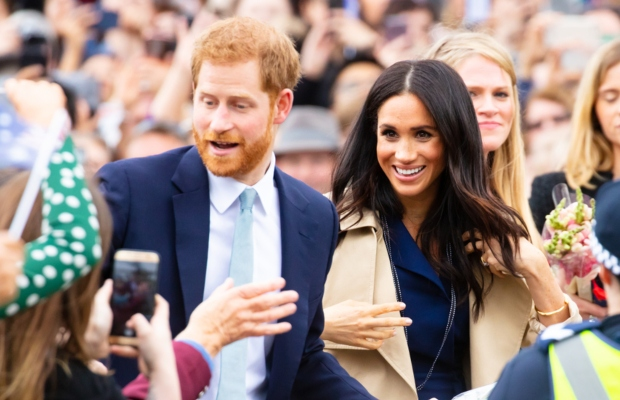 Prince Harry and Meghan Markle file 'Sussex Royal' TM
