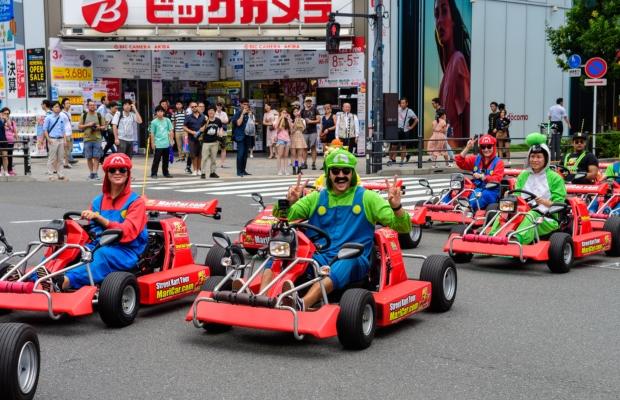 Nintendo puts brakes on Tokyo 'Mario Kart' experience