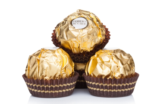 IPOS rejects Ferrero Rocher 3D mark