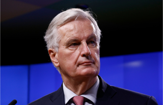 Barnier criticises UK's attempt to reopen GI talks