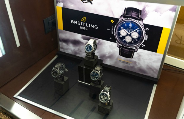 Solid 21 accuses Breitling of trademark infringement