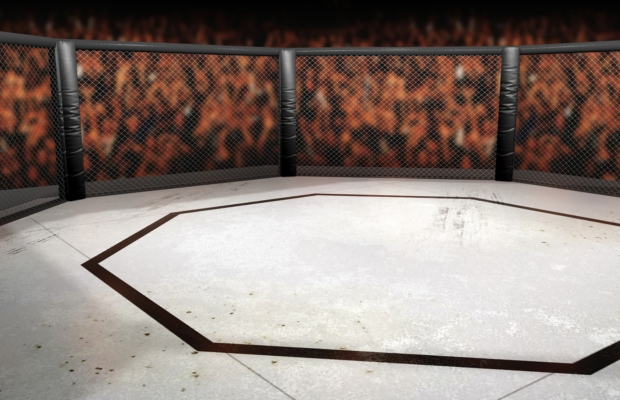 UFC enters ring over bar's MMA broadcast