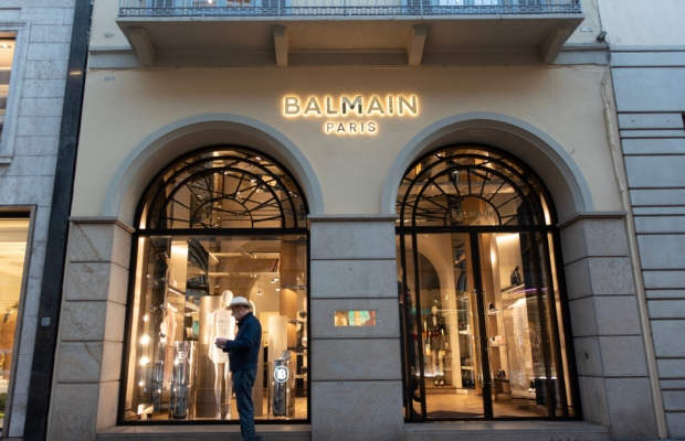 Balmain can't register lion's head as TM, EU court rules