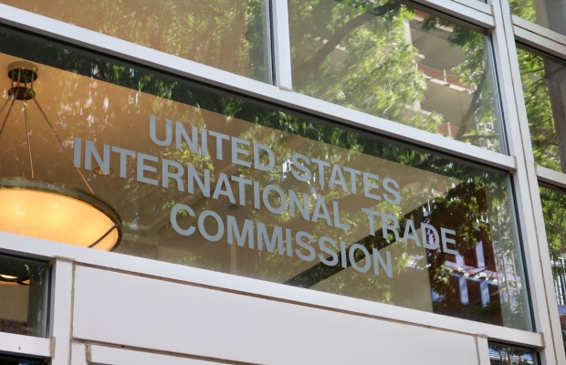 USITC suspends import ban until IPR is resolved