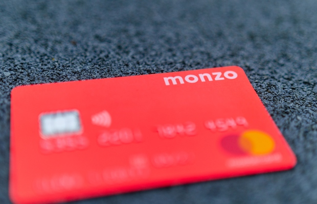 Monzo withdraws UK TM for 'hot coral' signature cards