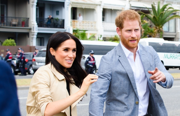 Harry and Meghan should 'do the right thing' and withdraw TMs