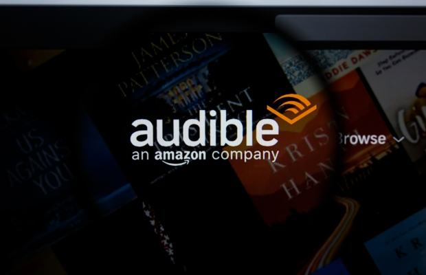 Amazon's Audible settles copyright clash with publishers