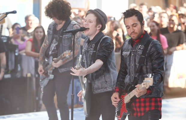 Puppet studio accuses Fall Out Boy of exploiting llamas