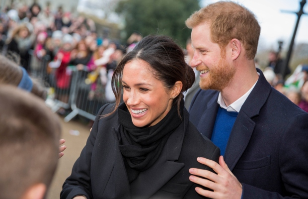 Prince Harry and Meghan Markle drop 'Sussex Royal' TMs