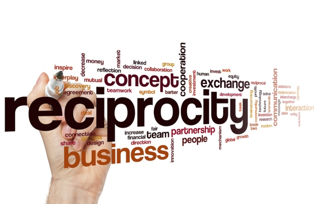 Reciprocity: time to challenge the orthodoxy?