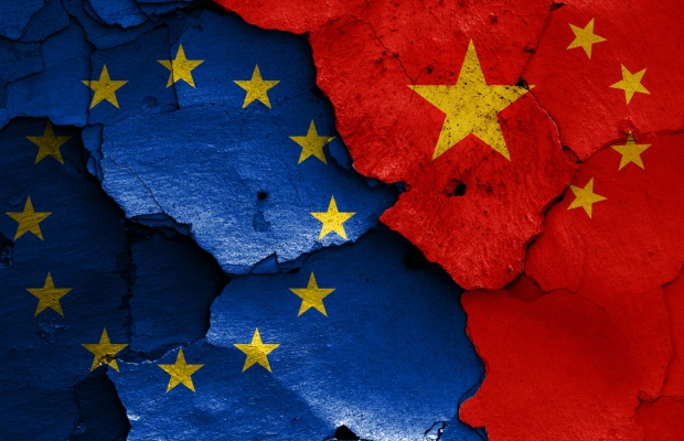 China tops EU list of IP's 'problem' countries