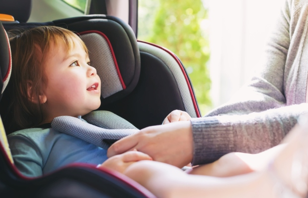Child car seat manufacturers battle over patents in US suit