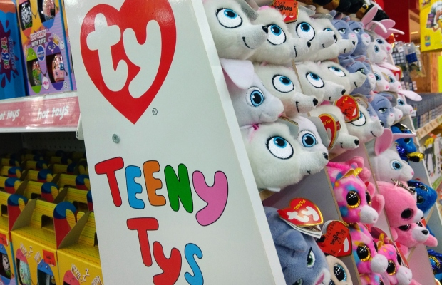 Toymaker Kellytoy sues Ty over 'Puffies' plush toy
