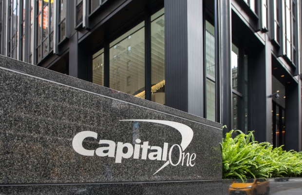 Capital One accuses credit score site of violating TM