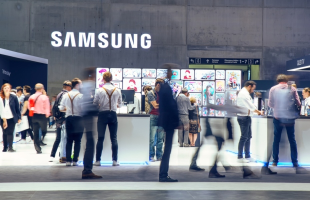 Samsung enters licensing agreement with LED company