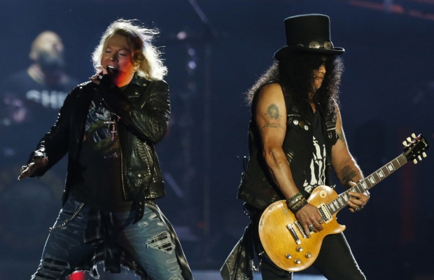 Guns N' Roses settle trademark suit with brewery