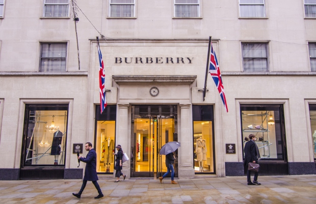 Burberry takes on 'Burberry Jesus' musician