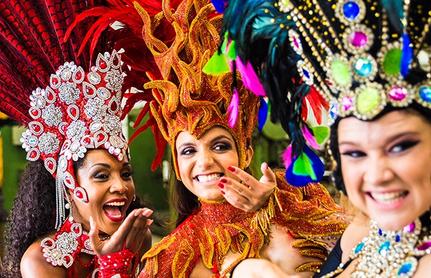 Data security: In the Brazilian carnival, who are you?
