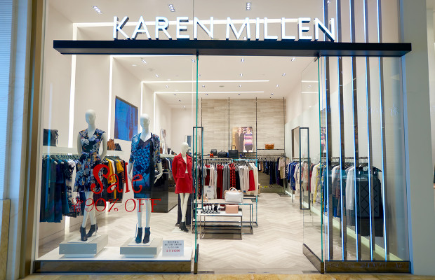 Karen Millen loses right to trade under her name