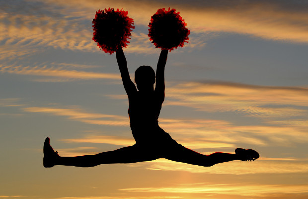 SCOTUS hears cheerleader copyright case, justice gives fashion tips